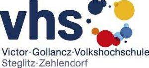 Logo der Victor-Gollancz-Volkshochschule Steglitz-Zehlendorf